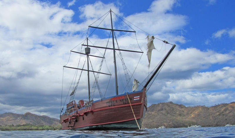 Pirate Ship Adventure in Costa Rica