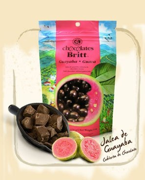 Welcome Bags Chocolate Guayaba