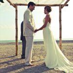 Wedding Canopy Jaco Costa Rica Wedding