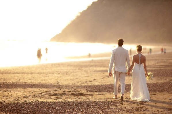 Beach Wedding Jaco Costa Rica Wedding