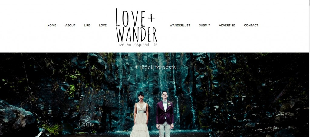 Love+Wander Costa Rica Wedding