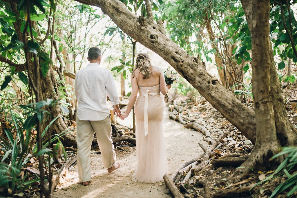 Tamarindo Playa Langosta Elopement Wedding Ceremony Costa Rica