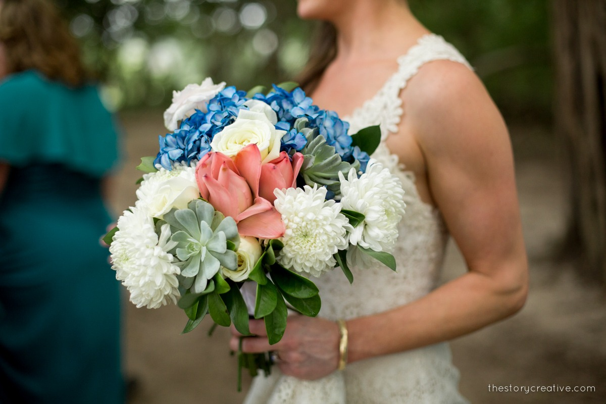 Mil Besos Costa Rica Wedding Bouquet
